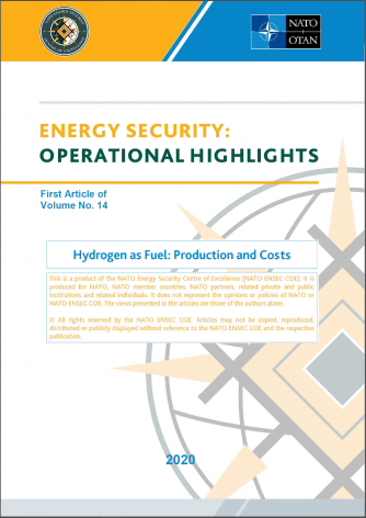 Hydrogen as Fuel: Production and Costs